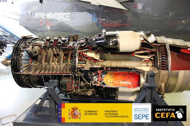 Operaciones auxiliares de mantenimiento aeronáutico