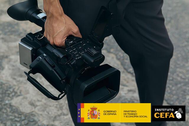 Técnico Superior en Producción de Audiovisuales y Espectáculos